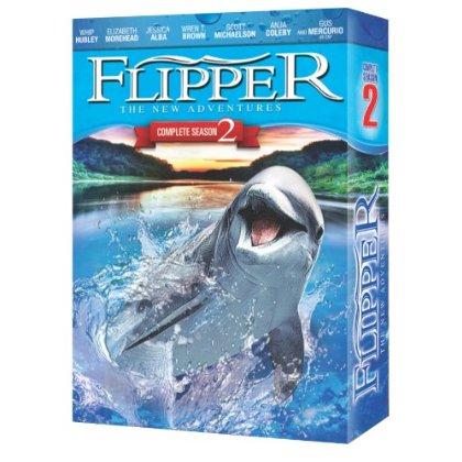 Flipper - The Complete Season 2 (DVD)