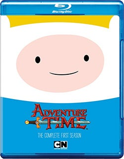 Adventure Time: The Complete First Season (Blu-ray Disc)