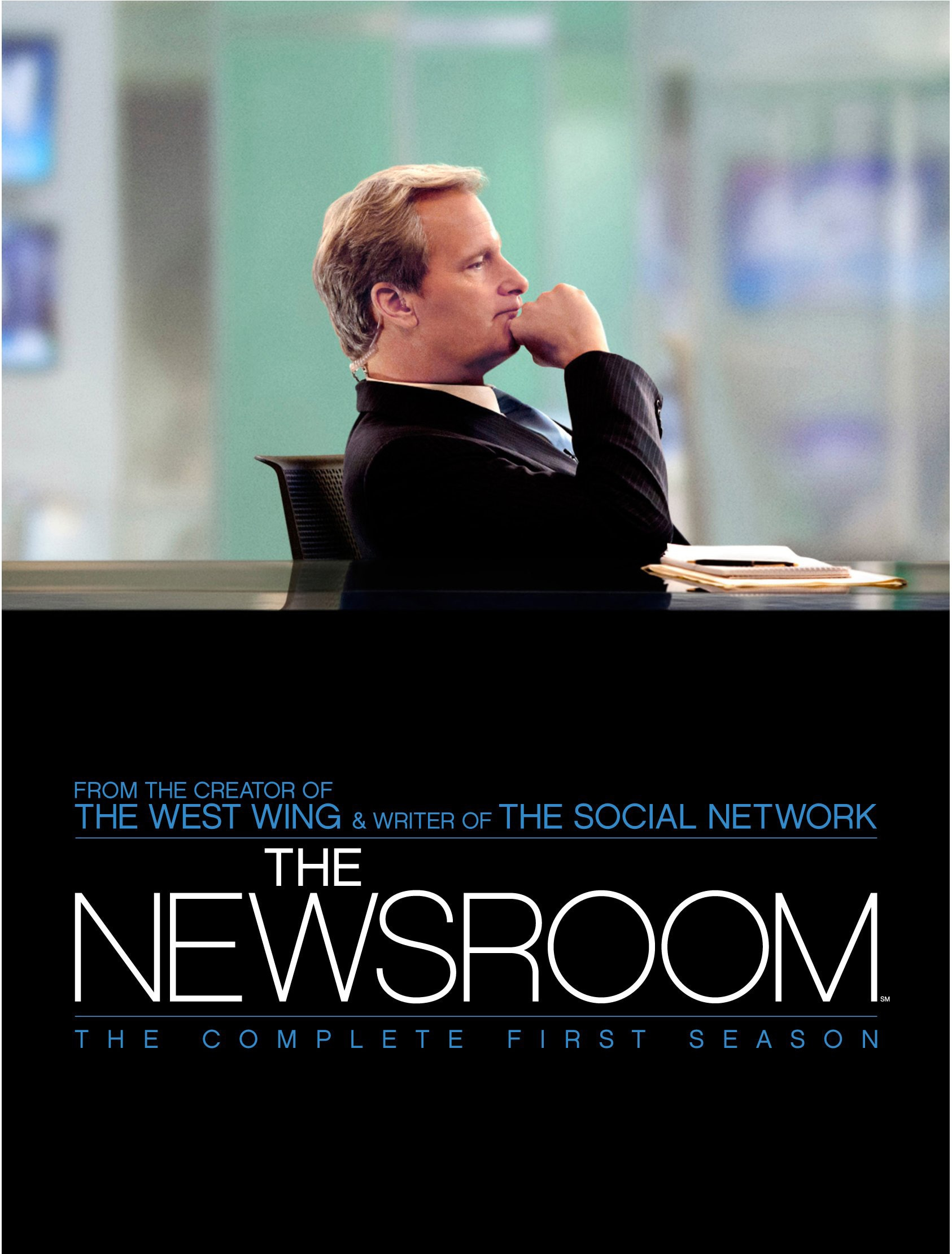 The Newsroom: The Complete First Season (DVD)