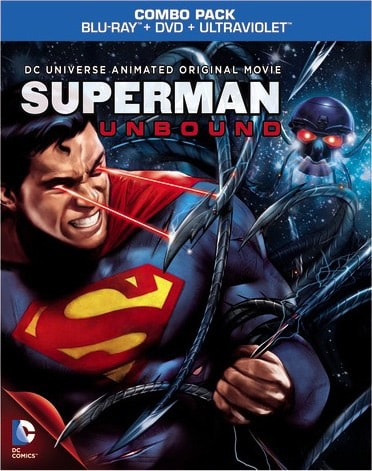 Superman: Unbound (Blu-ray Disc)