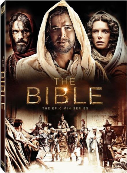 The Bible: The Epic Miniseries (DVD) - Thumbnail 0