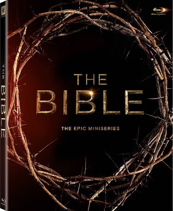 The Bible: The Epic Miniseries (Blu-ray Disc)