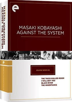 Eclipse Series 38: Masaki Kobayashi Against The System (DVD)