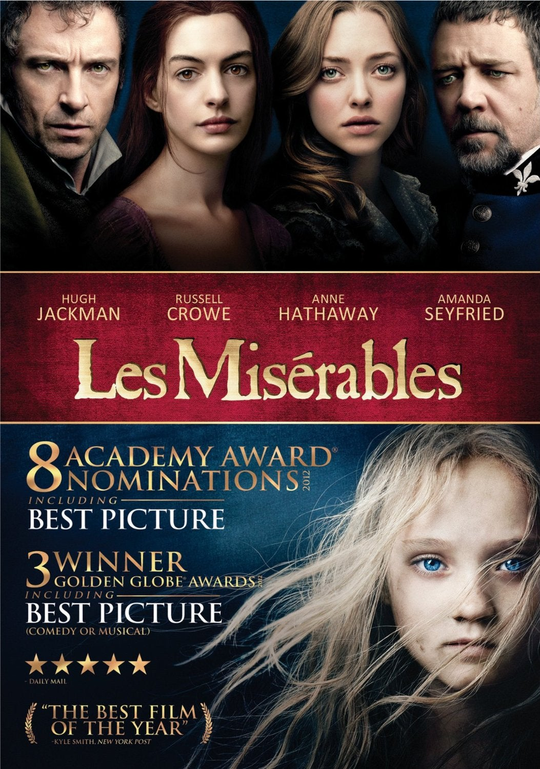 Les Miserables (DVD) - Thumbnail 0