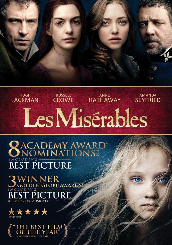 Les Miserables (DVD)