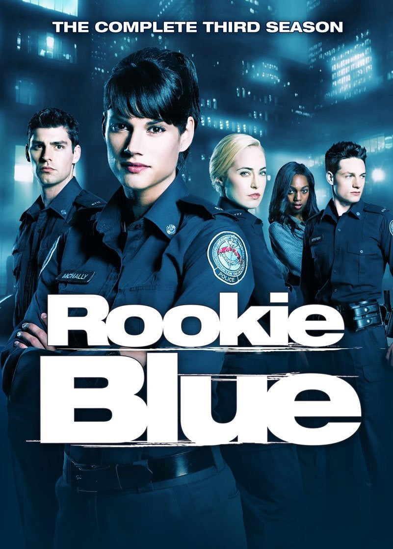 Rookie Blue: The Complete Third Season (DVD)