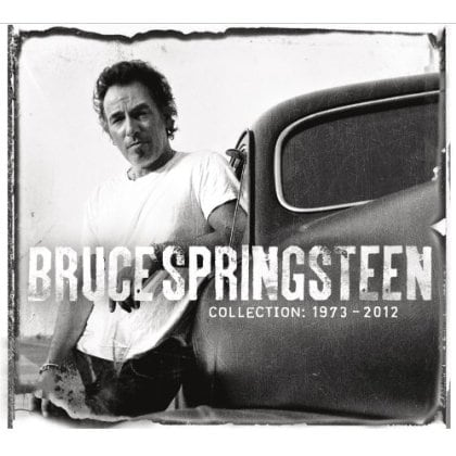 BRUCE SPRINGSTEEN - COLLECTION 1973-2012: AUSTRALIAN TOUR EDITION 2013
