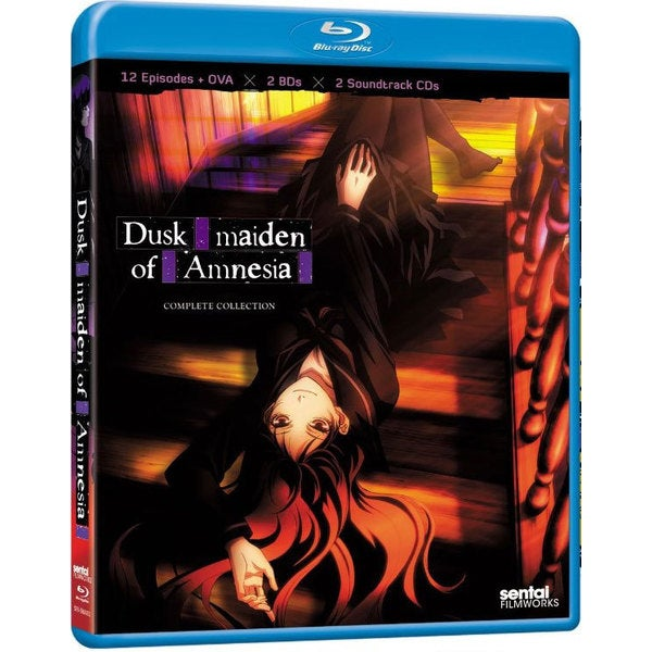 Dusk Maiden of Amnesia: Complete Collection (Blu-ray Disc)