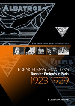 French Masterworks: Russian Emigres in Paris 1923-1929 (DVD)