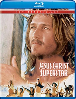 Jesus Christ Superstar (40th Anniversary) (Blu-ray Disc)