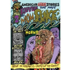 American Gore Stories: Vol. 2: Movies That Made My Mom Puke (DVD)