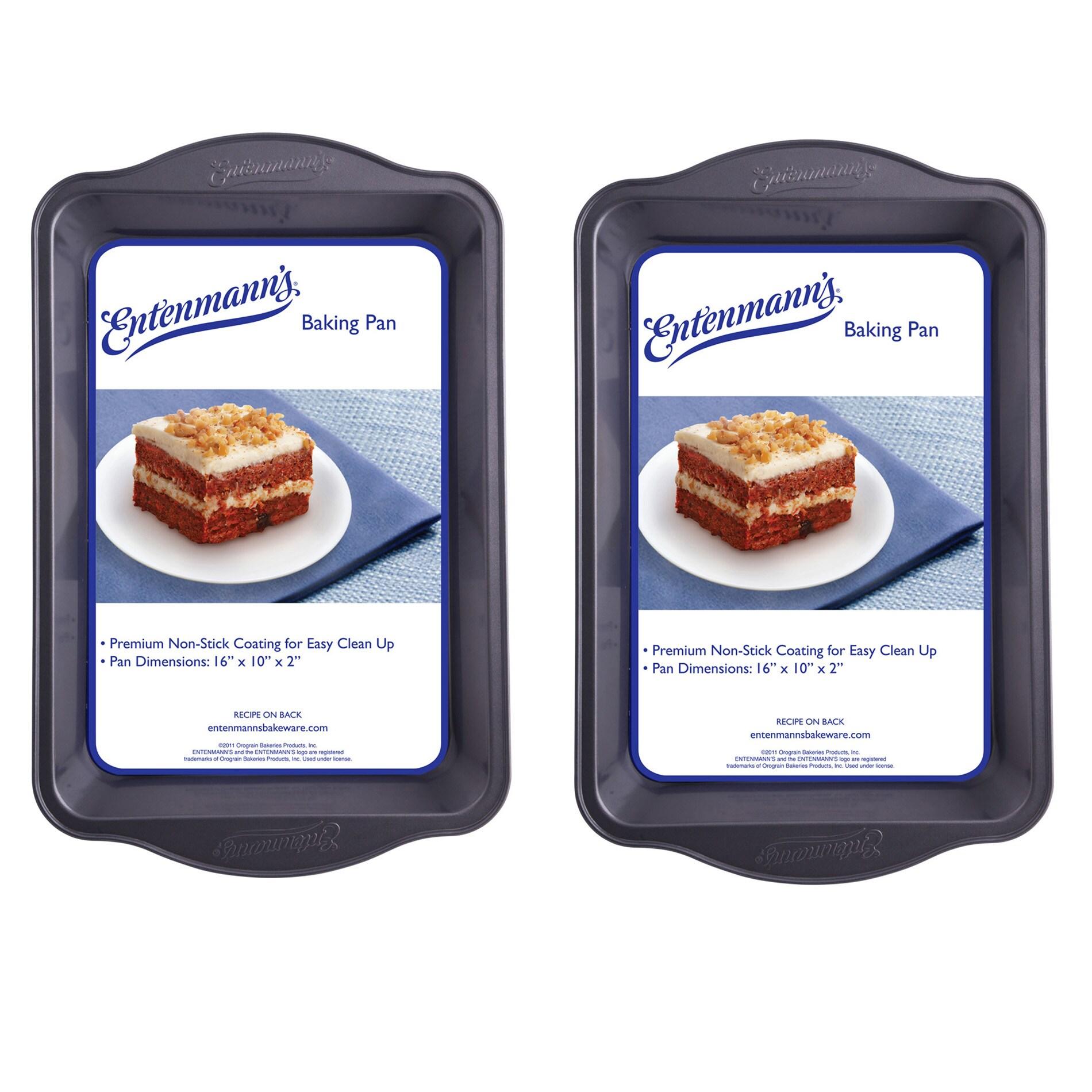 Entenmann's Classic Baking Pan Set