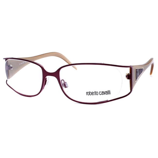 Roberto Cavalli Women's 'Piombo' Fashion Eyeglasses - Thumbnail 0