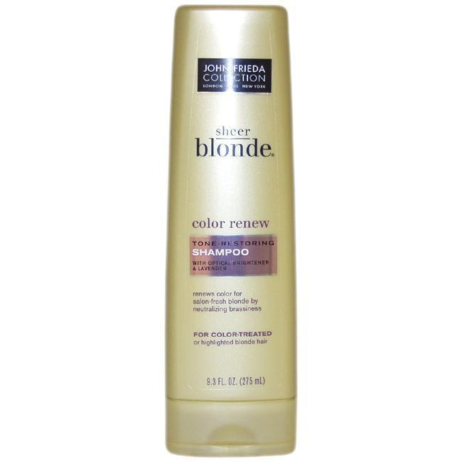 Sheer Blonde Color Renew 9.3-ounce Tone Restoring Shampoo