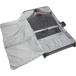 Kenneth Cole Reaction Triple Cross Grey 45-inch Wheeled Garment Bag