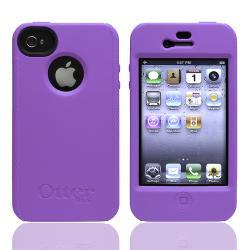 Thumbnail 1, OtterBox Apple iPhone 4/ 4S Purple Impact Case Protector.