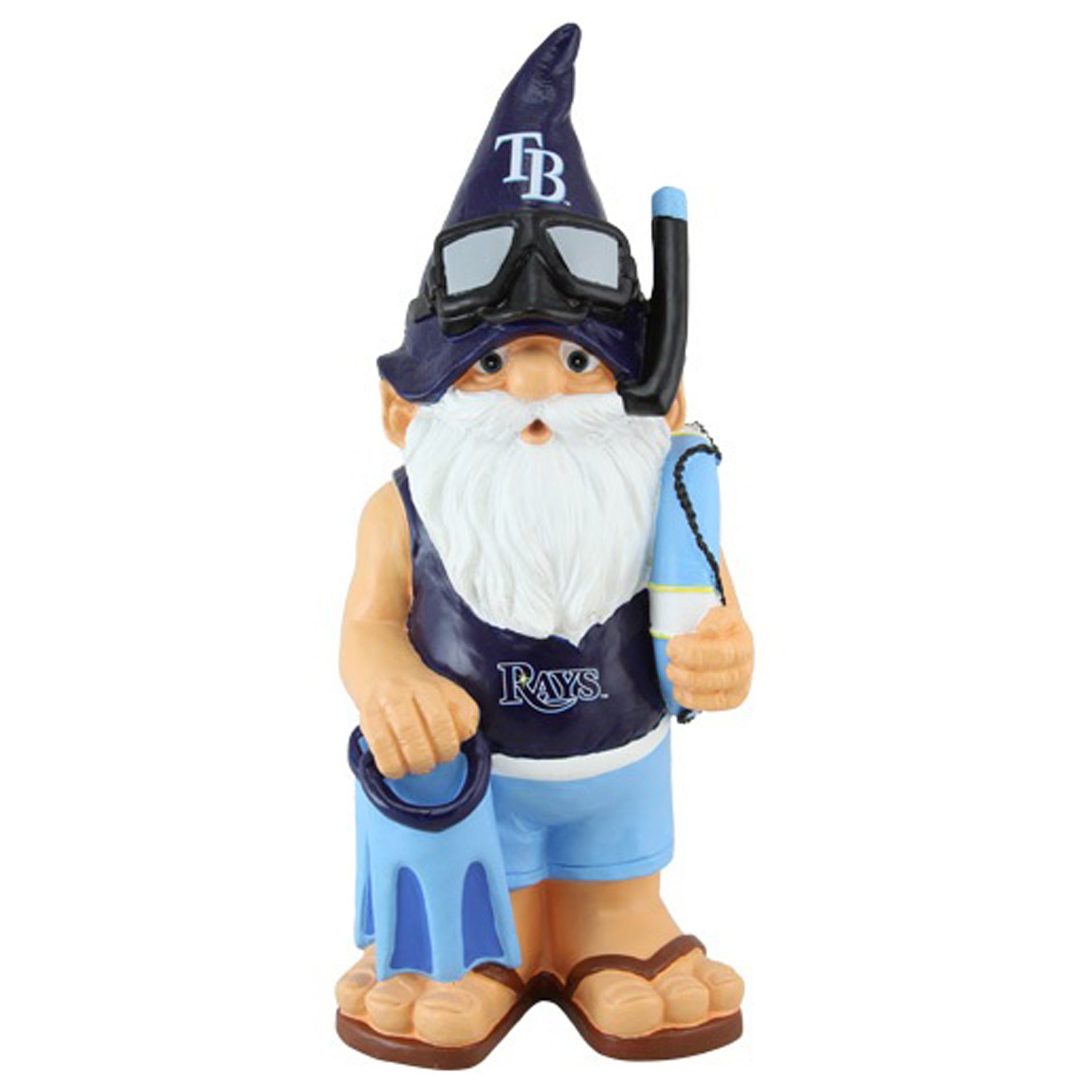 Tampa Bay Rays 11-inch Garden Gnome