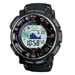 Casio Men's Pathfinder 'ProTrek' Digital Atomic Watch