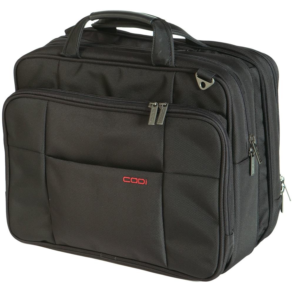 CODi Ambassador 15.6-inch Laptop Briefcase
