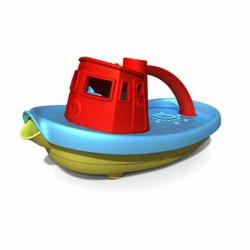 Green Toys Red Tug Boat