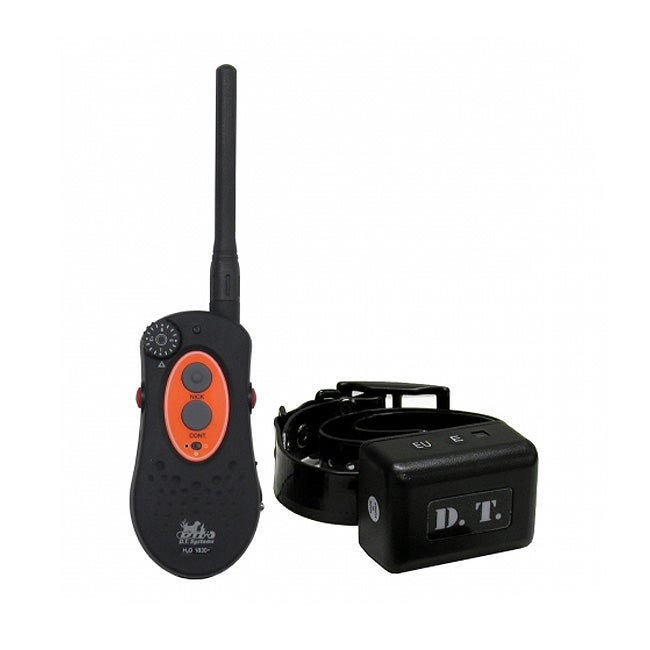DT Systems Remote Training Collar with Jump-rise Stimulation