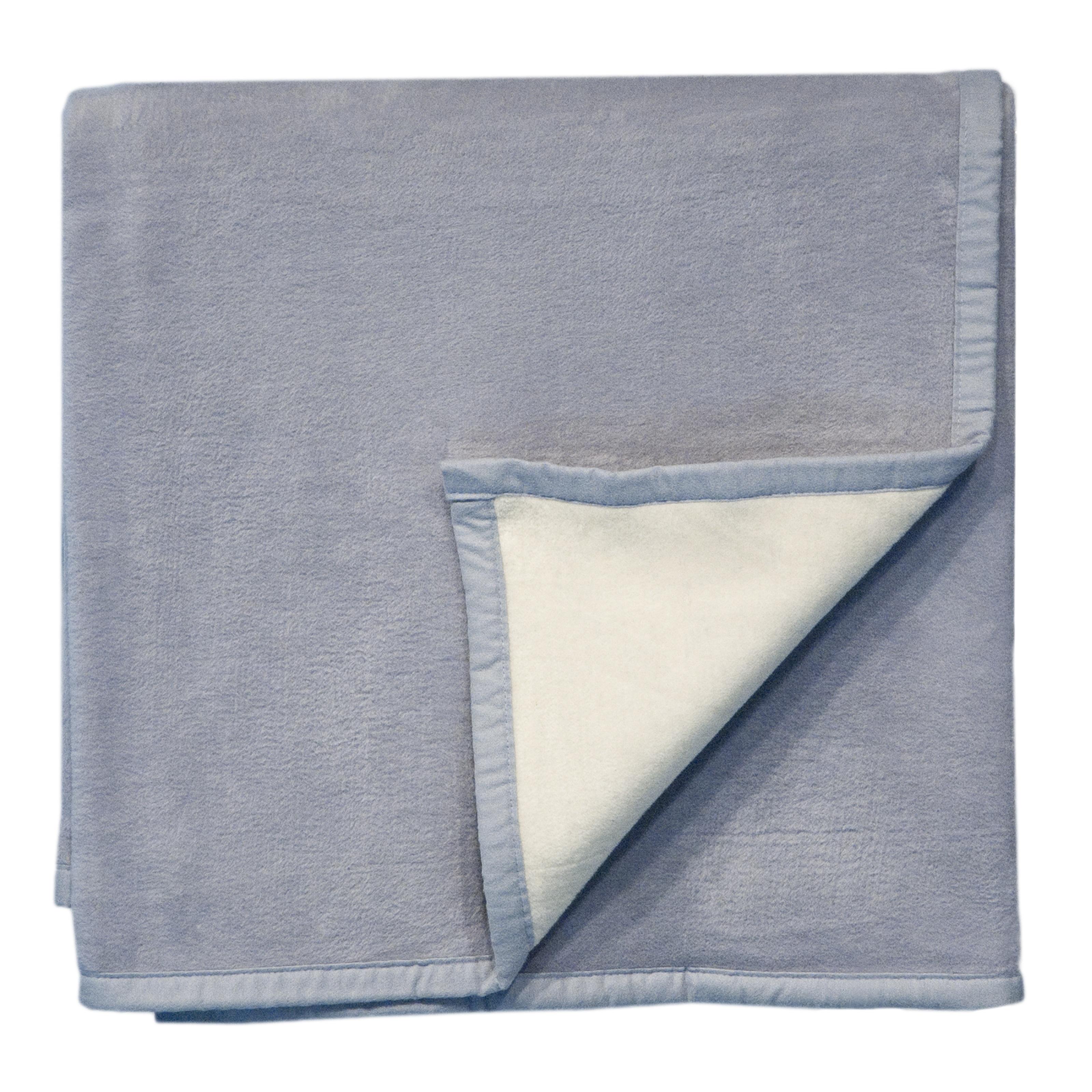 Bocasa Smoke Woven Organic Cotton Throw Blanket