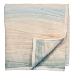 Bocasa Flow Woven Throw Blanket, 60 x 80 - Thumbnail 1