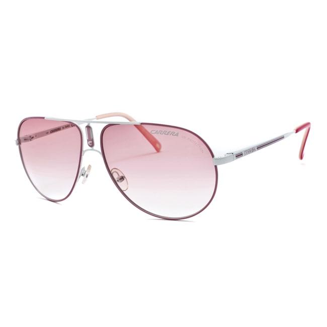 e0e1e40d7fca Shop Carrera Women's 'Gipsy 6/S' Aviator Sunglasses - Free Shipping Today -  Overstock - 6315956