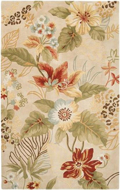 Hand Tufted Chelles Wool Rug (8' x 11')