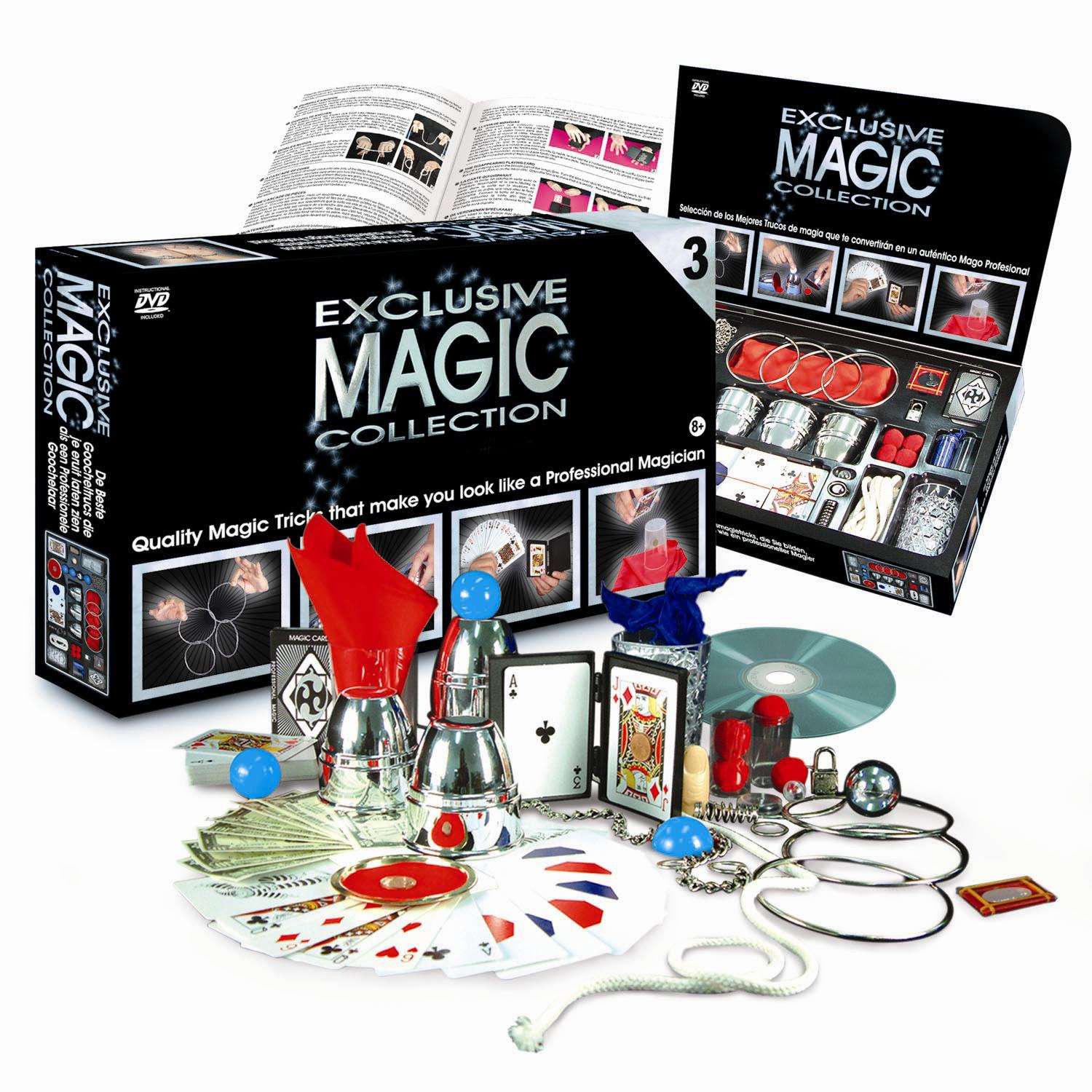 Bright Products Exclusive Magic Set 3