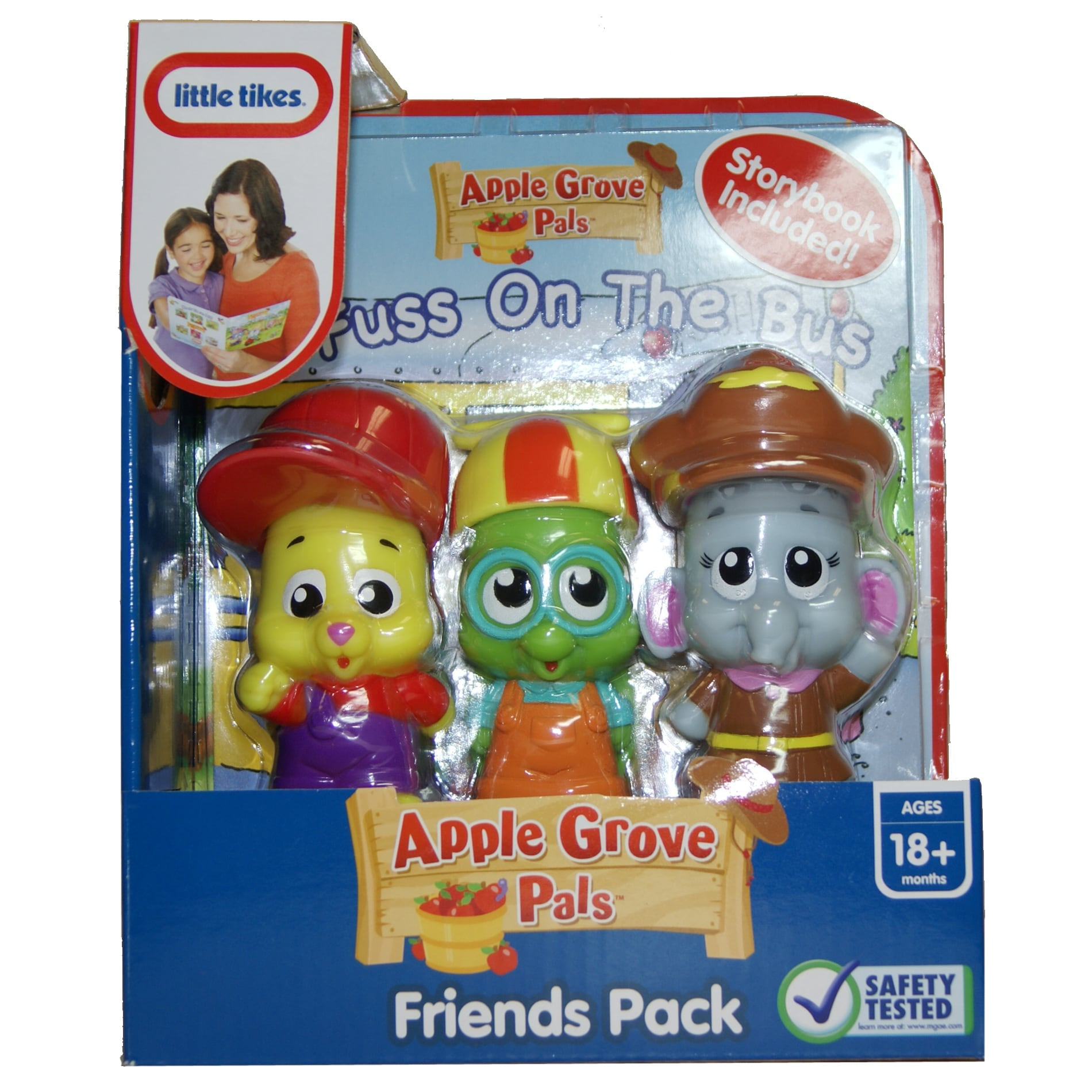 Little Tikes Apple Grove 'A Fuss On The Bus' Play Set
