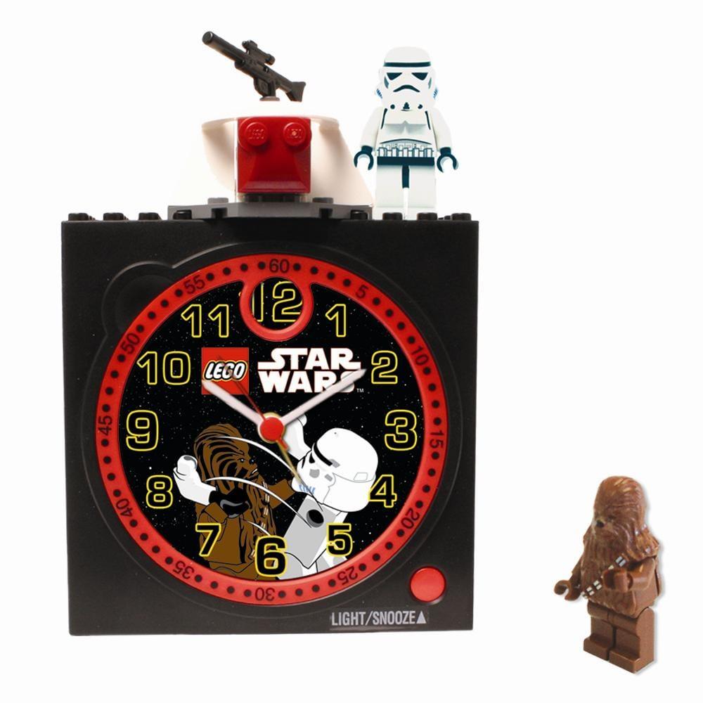 Lego Boy's Star Wars Clock