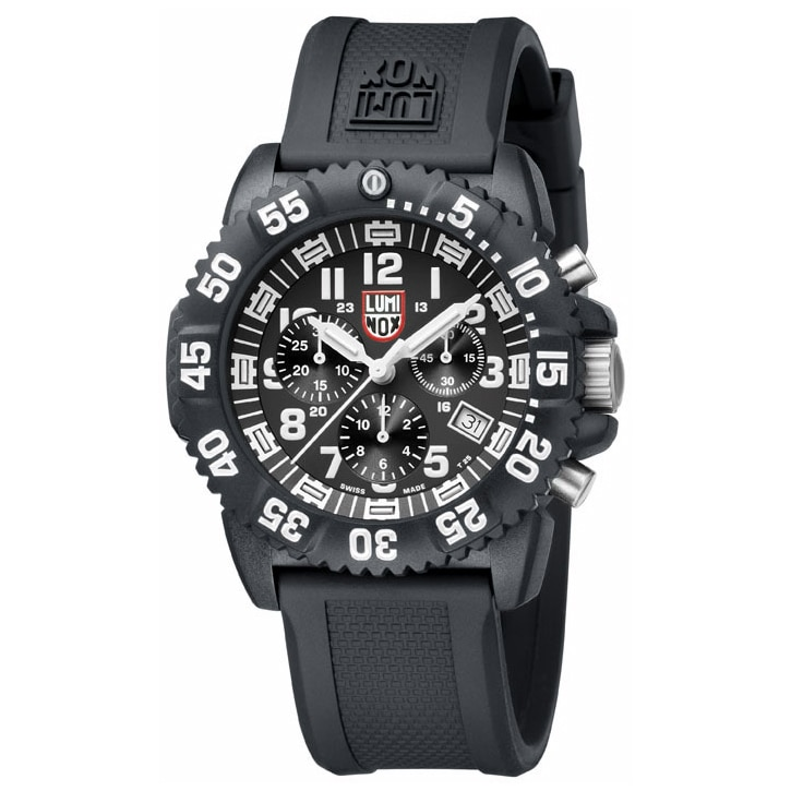 Luminox Men's Evo Navy Seal Colormark Chronograph Watch