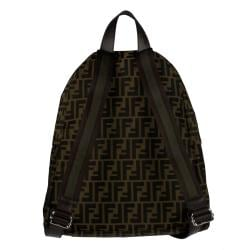 Fendi Zucca Canvas Backpack
