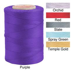 Star Mercerized Solids Cotton Thread (1200 Yards)