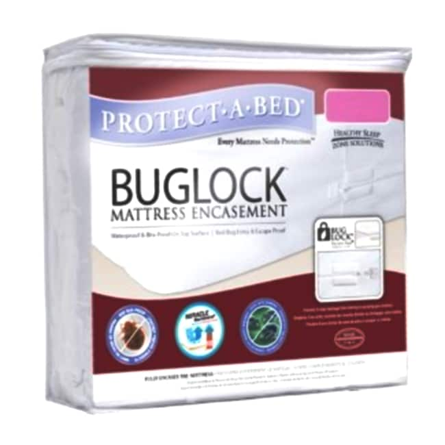Protect-a-Bed Bug Lock King-size Economy Encasement