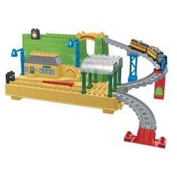 Mega Bloks Thomas and Friends 'All Aboard Knapford Station' Play Set - Thumbnail 1