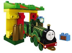 Mega Bloks Thomas and Friends 'Emily on the Go' Play Set - Thumbnail 2