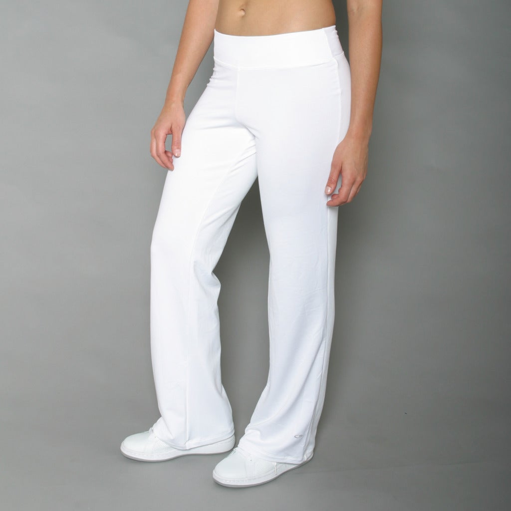 Champion Women's White Knit Pants