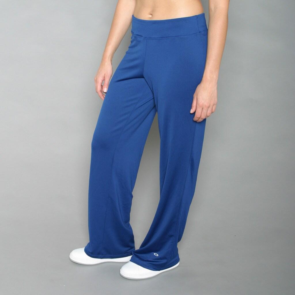 Champion Women's Navy Knit Pants