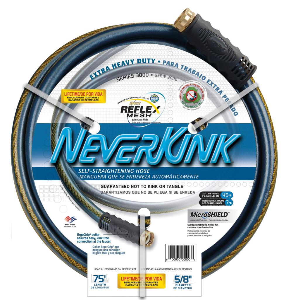 "Teknor 5/8""x75' Neverkink Heavy Duty Hose"