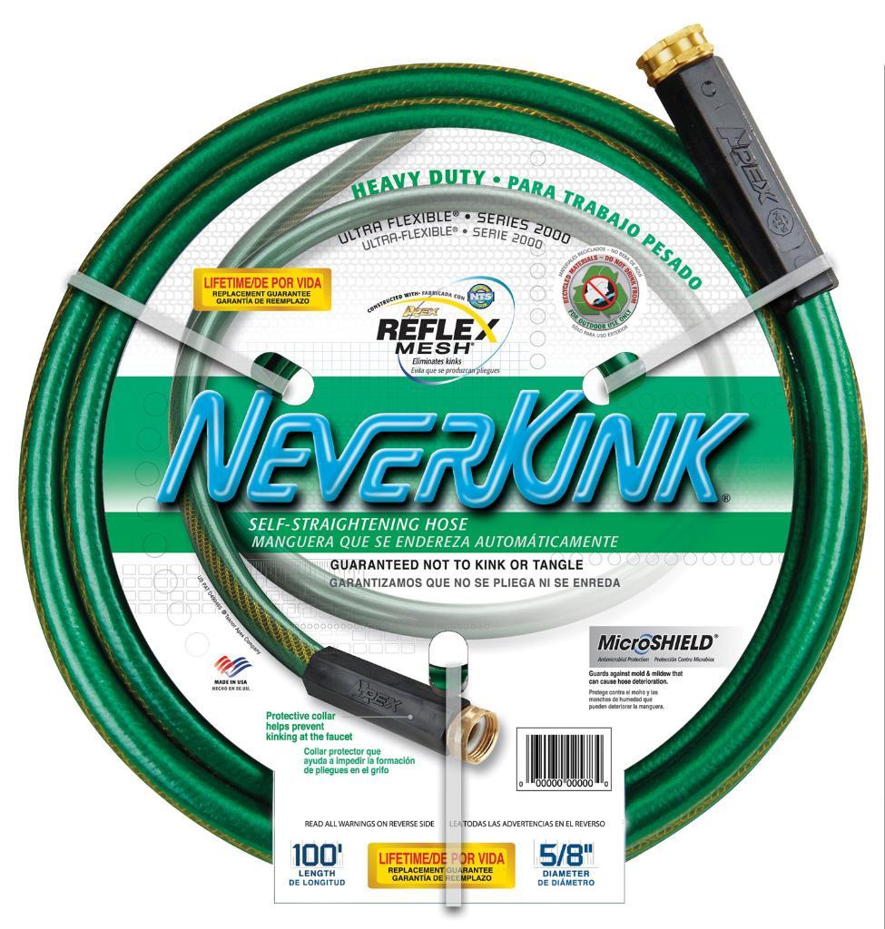 "Teknor 8605 5/8""x100'Neverkink Ultraflex Hose"
