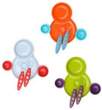 Boon Groovy Interlocking Plate/ Bowl with Modware