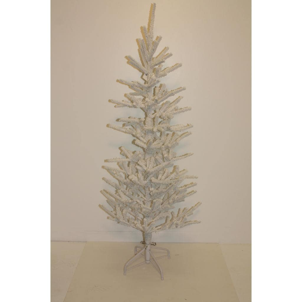 Good Tidings 96629 5 Foot Specialty White Flocked Twig