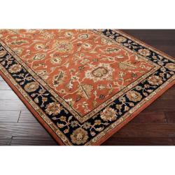Hand-tufted Graian Wool Rug (4' x 6') - Thumbnail 1