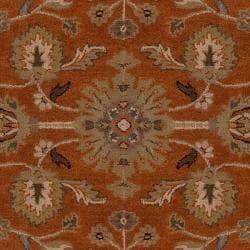 Hand-tufted Graian Wool Rug (4' x 6') - Thumbnail 2