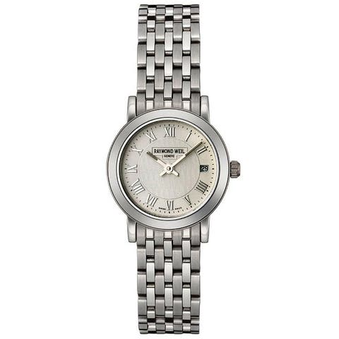 Raymond Weil Women's Toccata Stainless Steel Watch