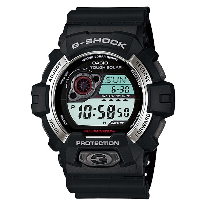 Casio Men's 'G-shock' Tough Solar XL Resin Watch