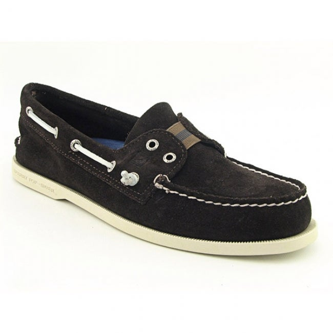 Sperry Top Sider A/O Mens Brown Boat Shoes