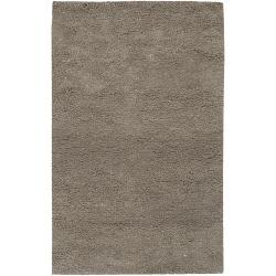 Han-woven Egremont New Zealand Wool Plush Shag Rug (9' x 13')